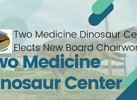 Two Medicine Dinosaur Center Elects New Board Chairwoman