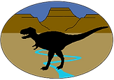 The Montana Dinosaur Center Logo
