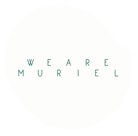 white we are muriel logo no background.p