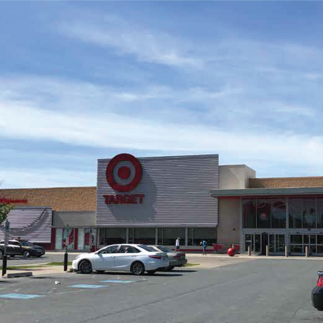 Former Target - Mondawmin Mall Baltimore, MD