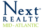 Next Realty Mid Atlantic Logo White Tran
