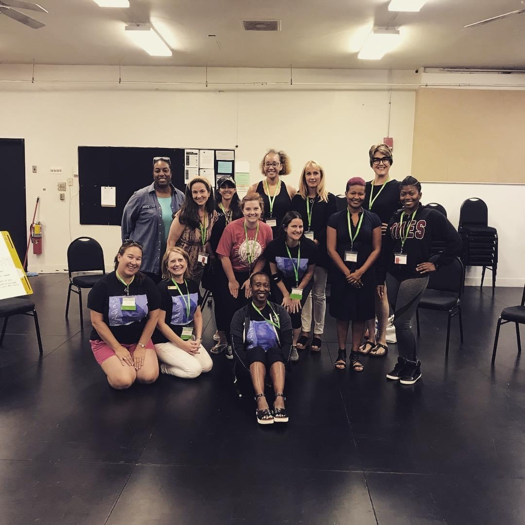 Connecting with GA Dance Educators