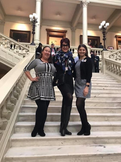 DEGAS and NHSDA at State Arts Advocacy Day