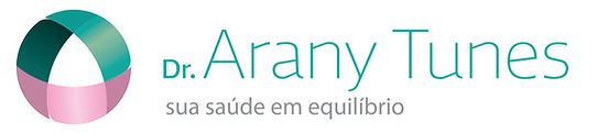 Logo Dr. Arany Tunes, especialista em Mau Hálito, boca seca, boca amarga, saburra lingual, halitose e cáseos