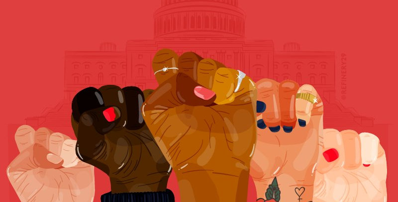 Women's March- Poster Art Party