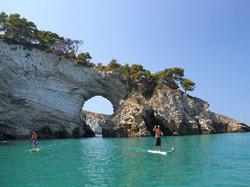 La Puglia vista dal mare