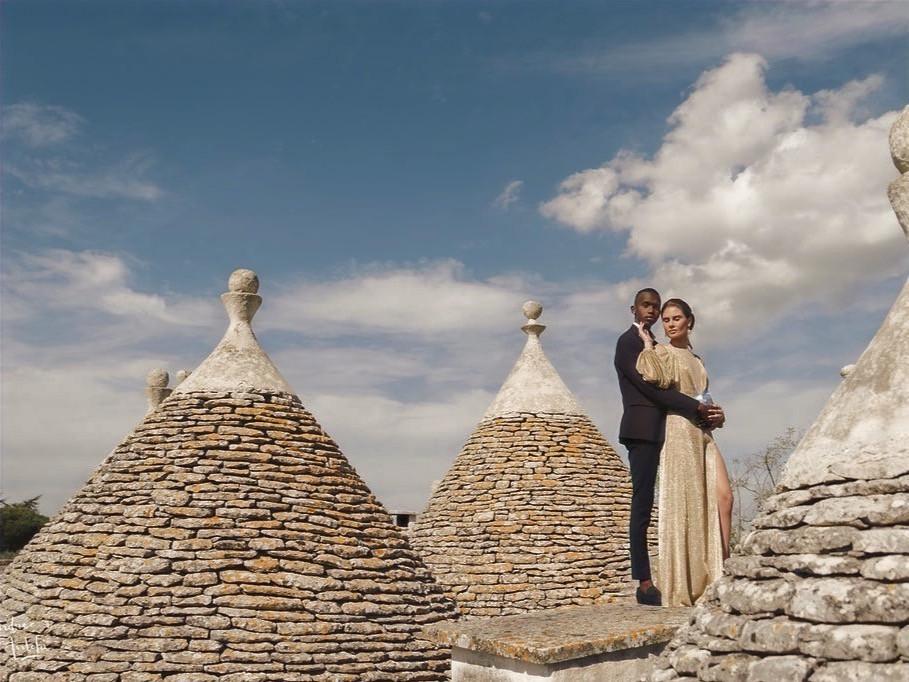 Wedding in Trulliland