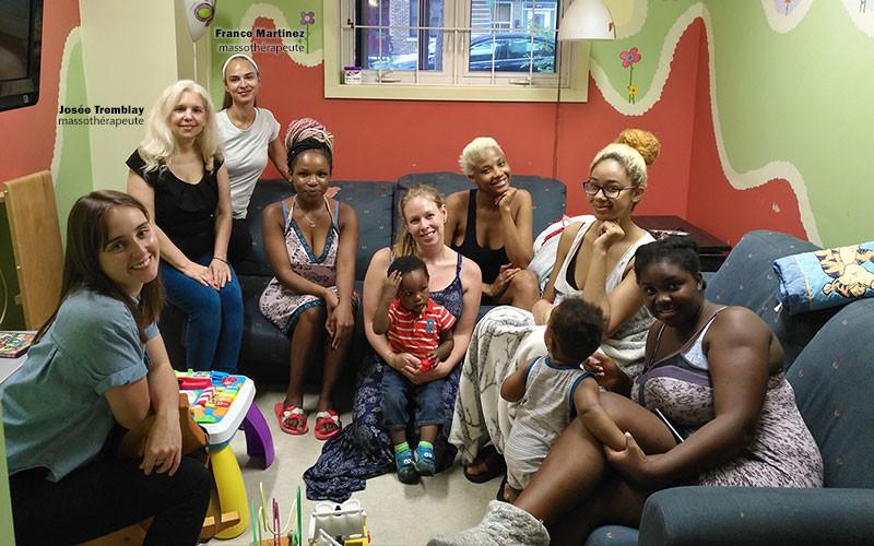 Clinique solidaire aux Appartements supervisés Augustine Gonzalez