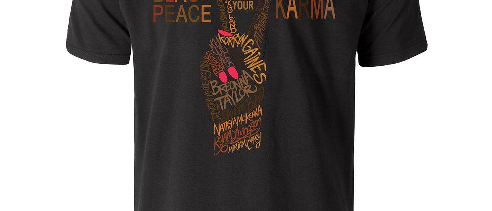 3 XL Black Karma Peace Skintone