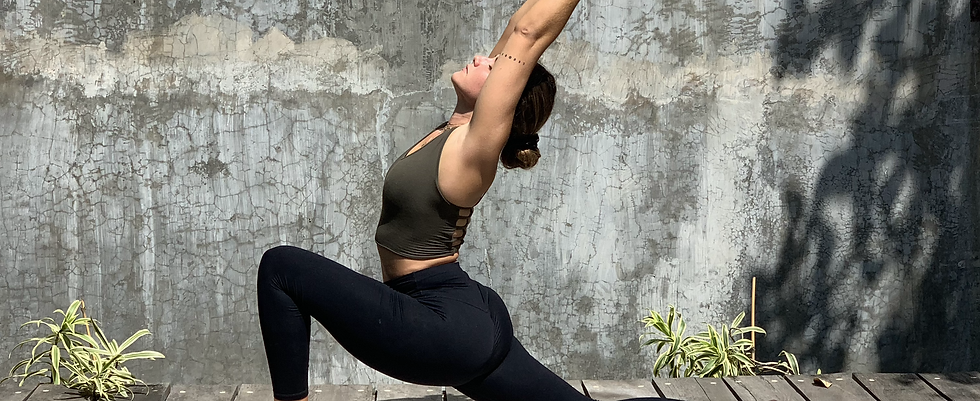 Free Your Flow yoga e-guide