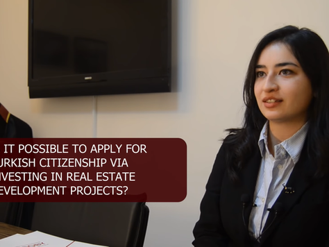 FREQUENTLY ASKED QUESTIONS ABOUT TURKISH CITIZENSHIP ACQUISITION BY INVESTMENT – PART 2