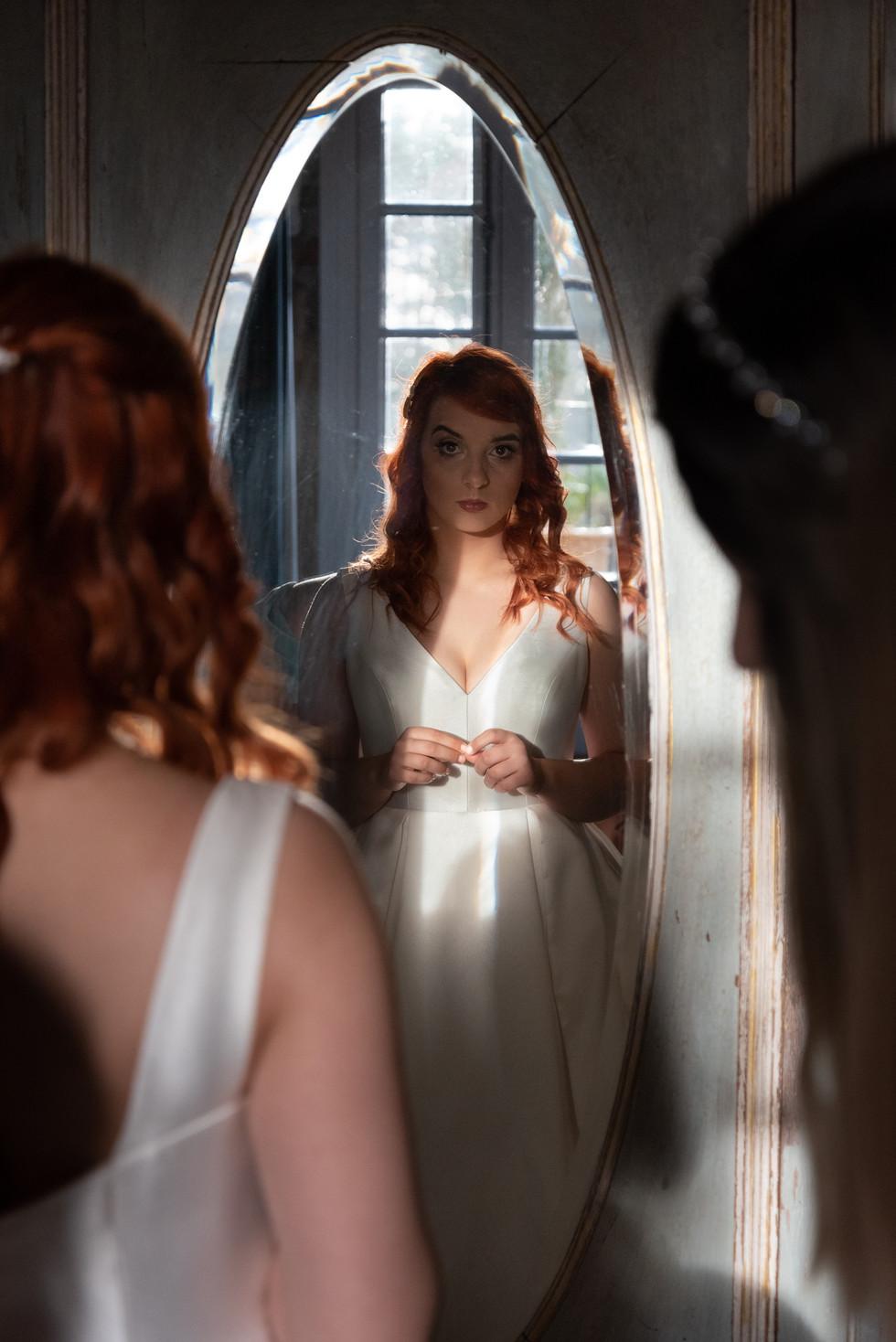 Bridal Prep with Sophie