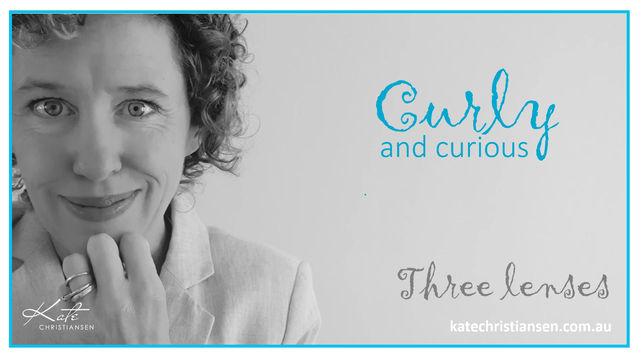 Curly & Curious - Three Lenses