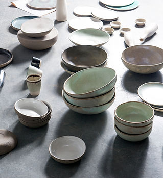 Ceramic Bowls and Plates