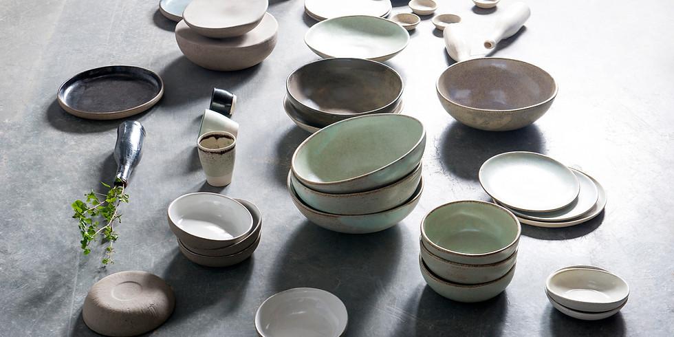 WEDNESDAYS: Advanced Pottery Class