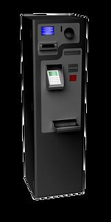 PerfectMoney Bezahlautomat Standgerät PM REC 210 ohne Sockel
