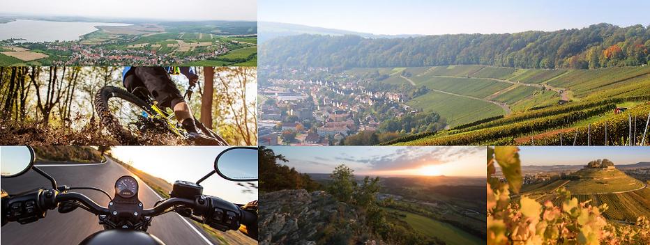 Die Weinregion Heilbronn bietet viele Möglichkeiten zur attraktiven Freizeitgestaltung.