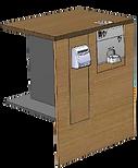 Münz- und Banknoten-Modul des Kassenautomaten PM UT 824 lassen sich überall integrieren.