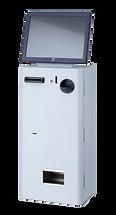 PerfectMoney PM XS Kassenautomat in Weiß ohne Sockel