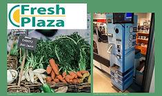 Fresh Plaza Bericht über PerfectMoney Kassenautomaten.