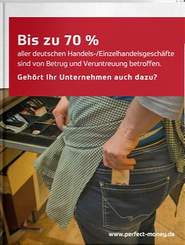 PerfectMoney Whitepaper Bargeldschwund vermeiden - 8 - 10 % mehr Umsatz in der Kasse.