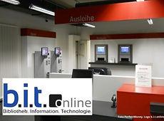 b.i.t.-online berichtet über hygienisches Bezahlen in Bibliotheken mit PerfectMoney Bezahlautomaten.