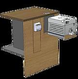 Das Münz-Modul des PerfectMoney Kassenautomaten PM UT 824.