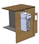Das Banknoten-Modul des PerfectMoney Kassenautomaten PM UT 824.