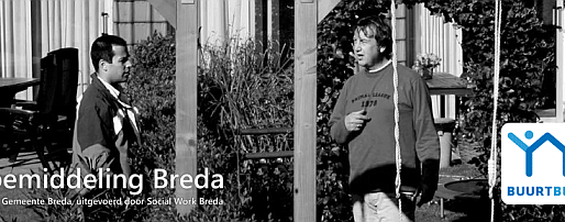 Dossierbeheer voor Buurtbemiddeling Breda