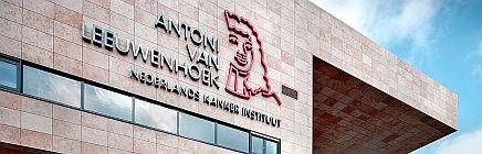 NKI /Anthony van Leeuwenhoek Ziekenhuis ondersteund