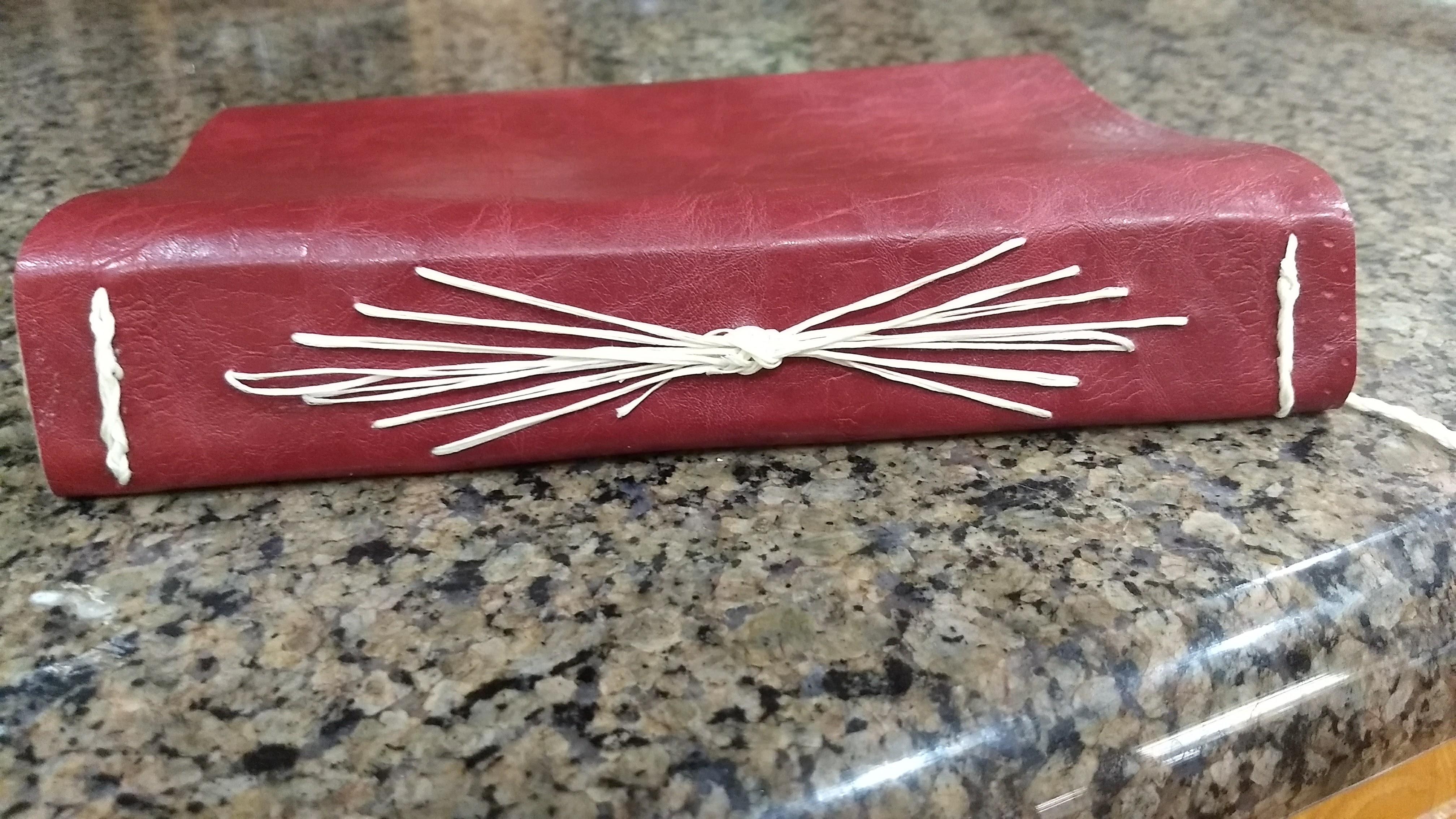 red 7 star white thread
