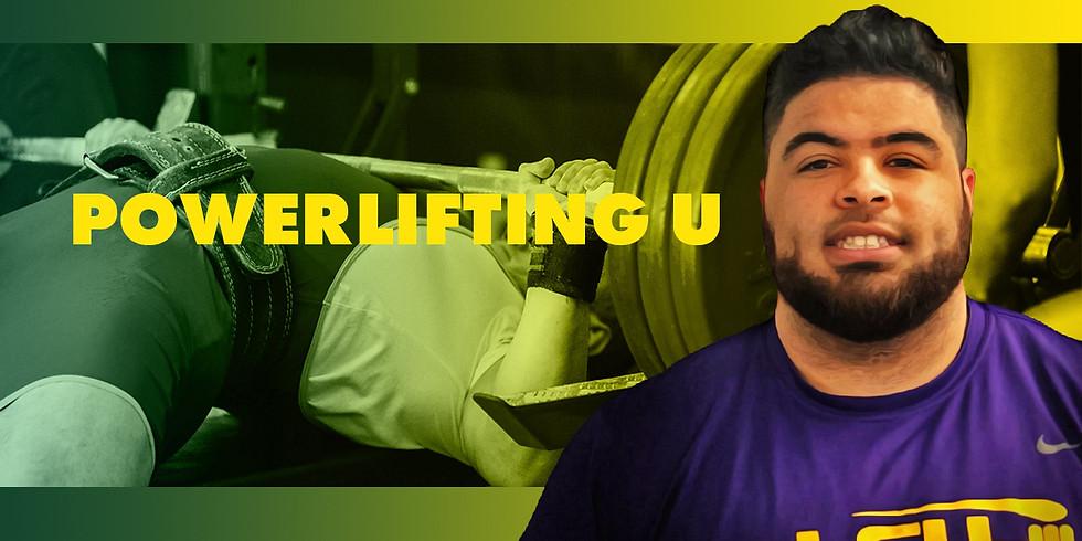Powerlifting U