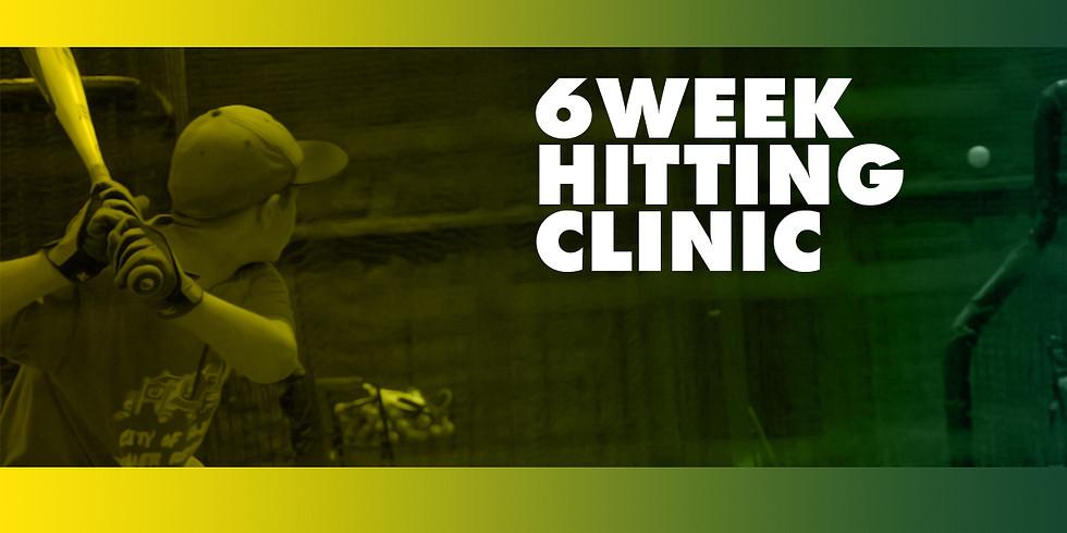 6 Week Hitting Clinic