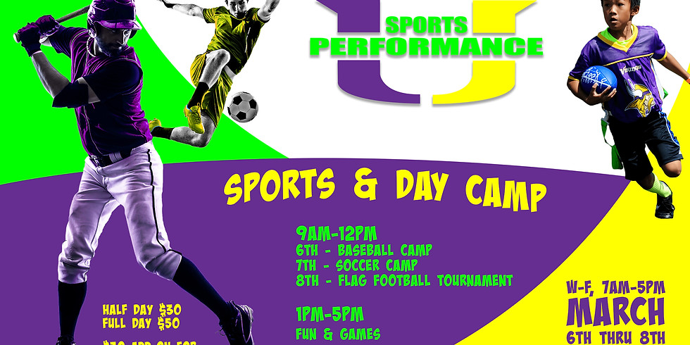 Sports & Day Camp