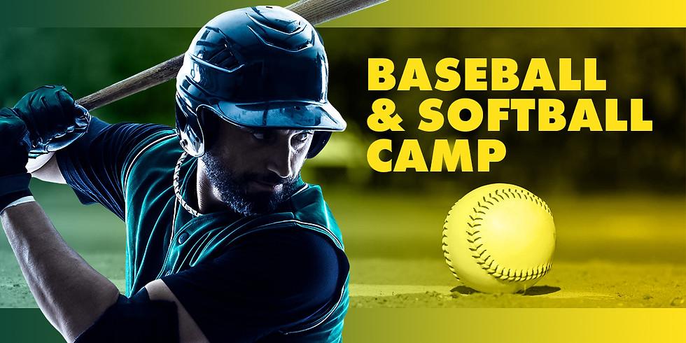 Baseball and Softball Camp