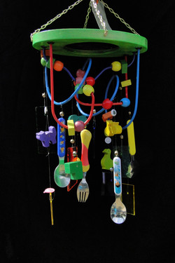 Child's Waiting Room Wind Chime