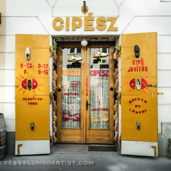 Shoe Store Budapest   2016