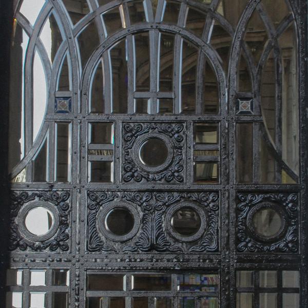 Deco Door Budapest Hungary   2016