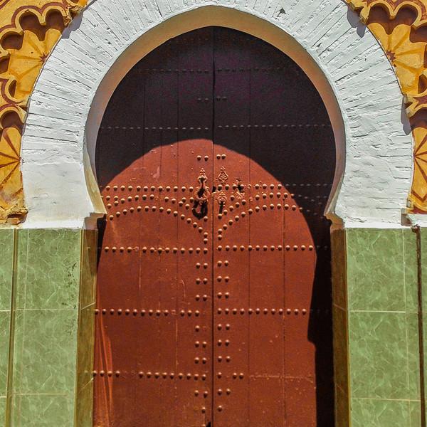 Moor Door  Marrakesh   2016