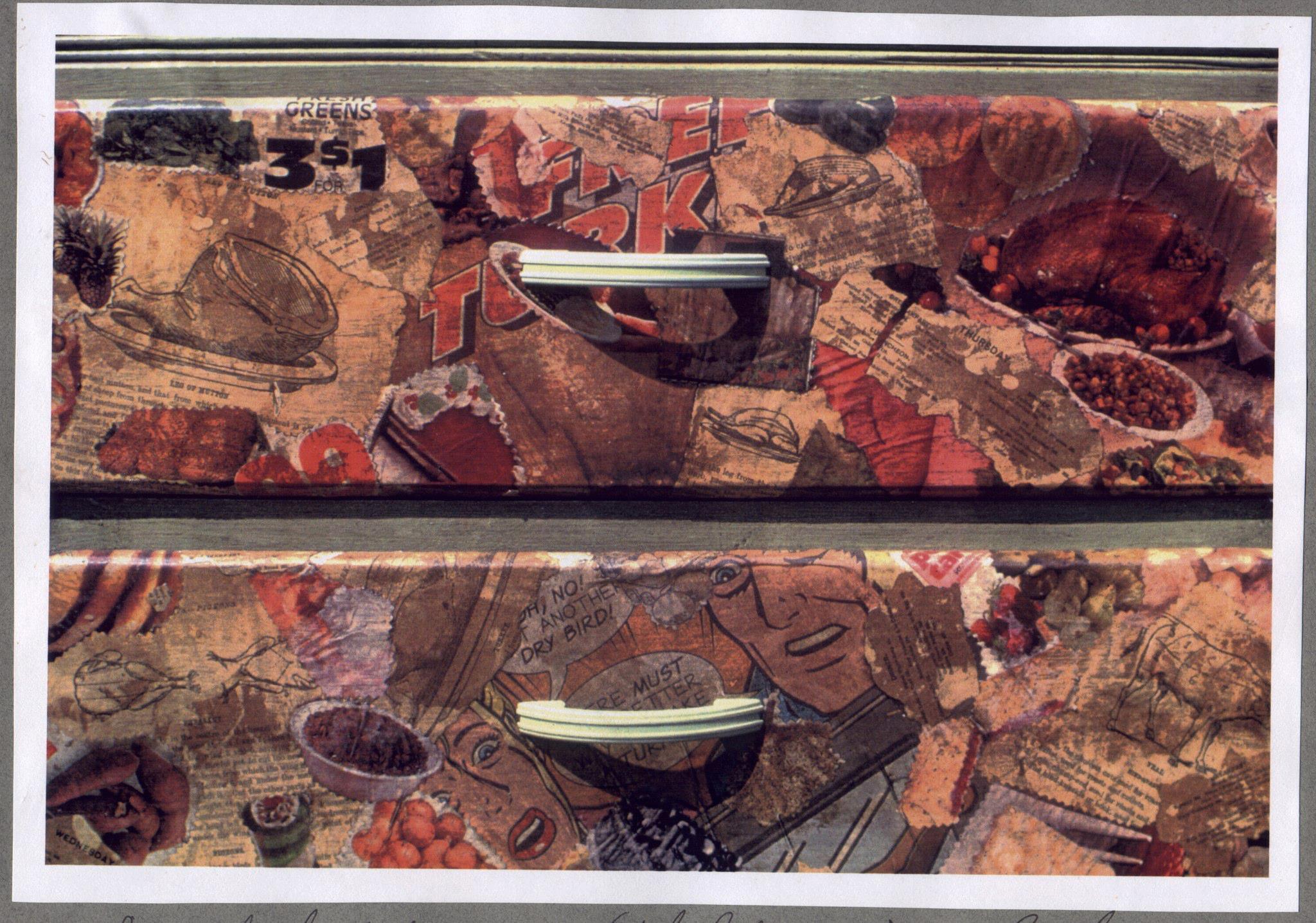 Detail Drawers Food Dresser
