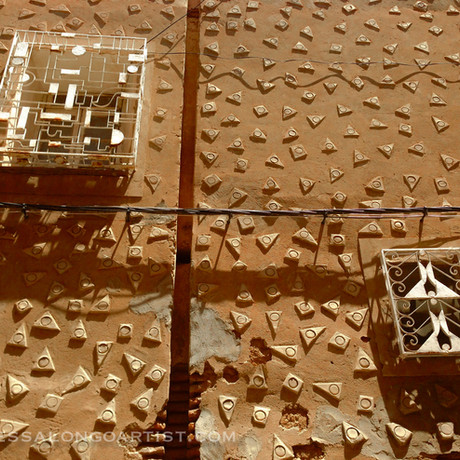 Window Grates  Marrakesh   2016