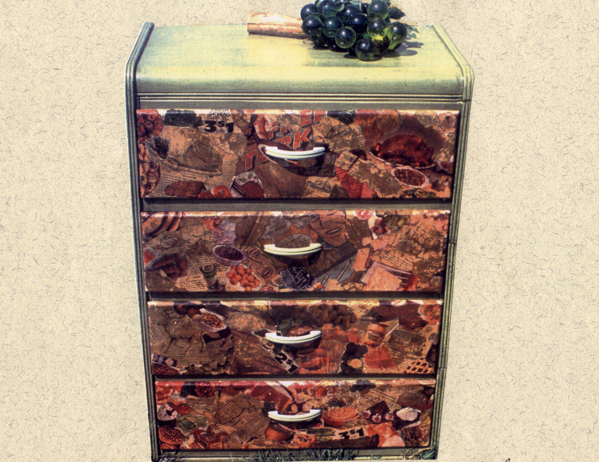 Food Dresser