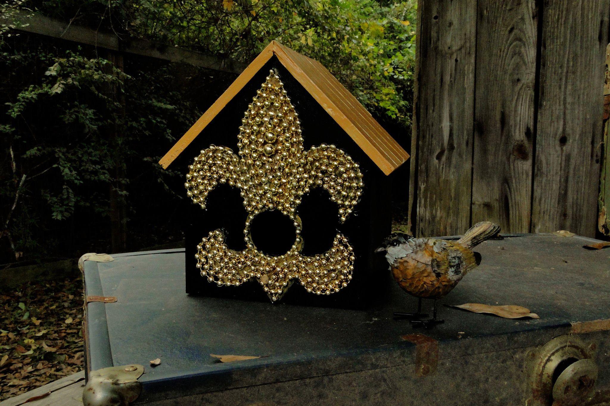 Saints Bird House