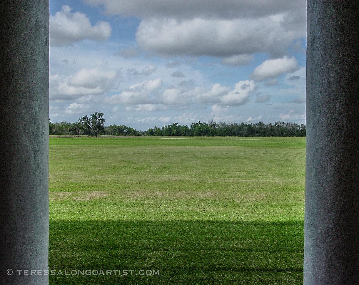 Chalmette Louisiana battlefield