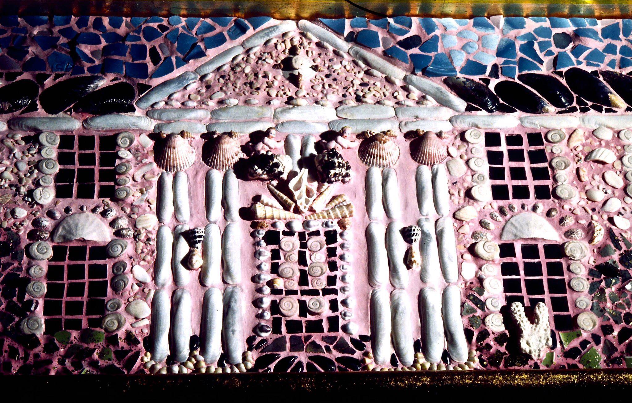 Detail Graceland Mosaic