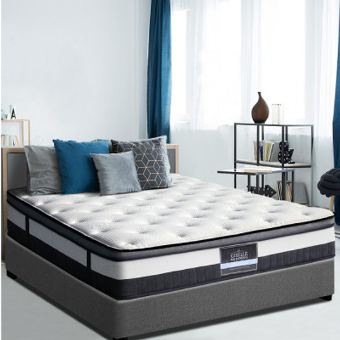 Giselle Bedding Double Size Cashmere Spring Foam Mattress