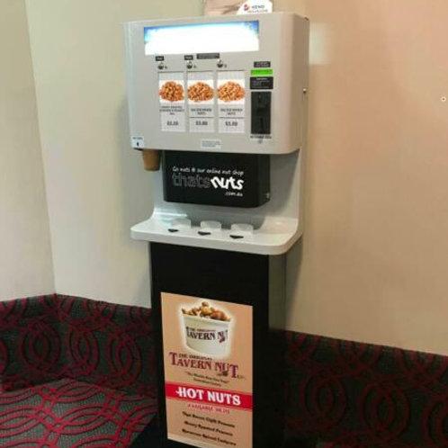 Hot Nut Vending