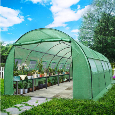 Greenfingers Greenhouse 6MX3M Tunnel Plant Grow