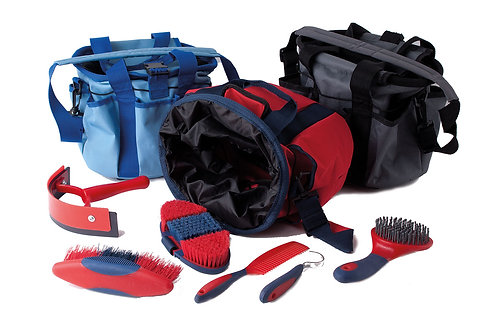 Complete Soft Touch Grooming Kit With Bag - Luggage Range