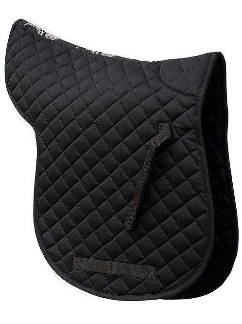 Cotton Quilted GP Numnah